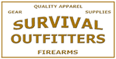 Survival Outfitters Sign