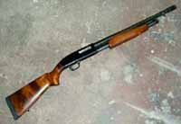 MOSSBERG 5000 AT USED