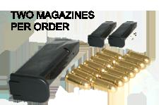 1911 14 Round magazines